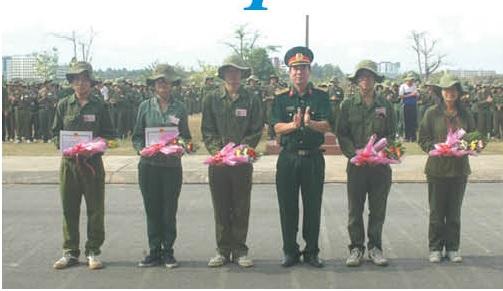Chất lính của sĩ quan biệt phái
